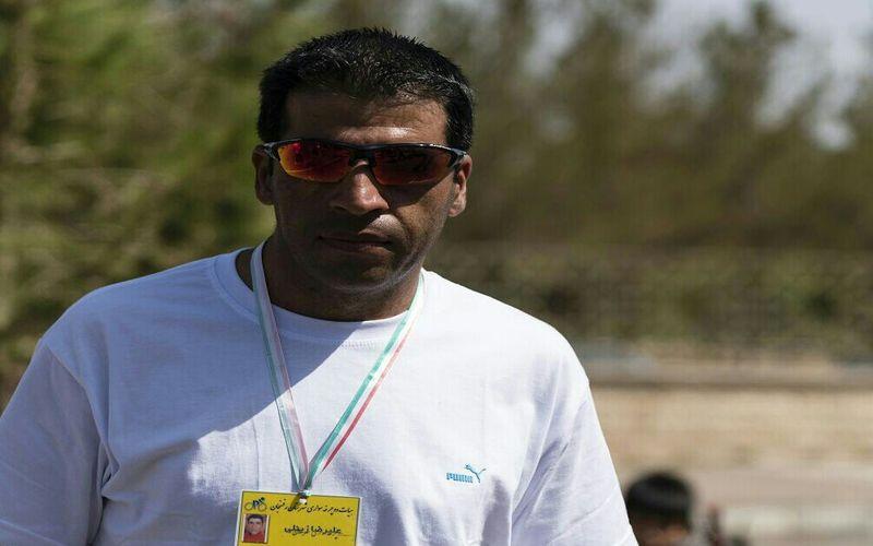 مربی دوچرخهسواری مس سرمربی تیم ملی جوانان شد