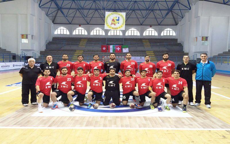 خیز تیم ملیهندبال با بازیکنان مس برای المپیک