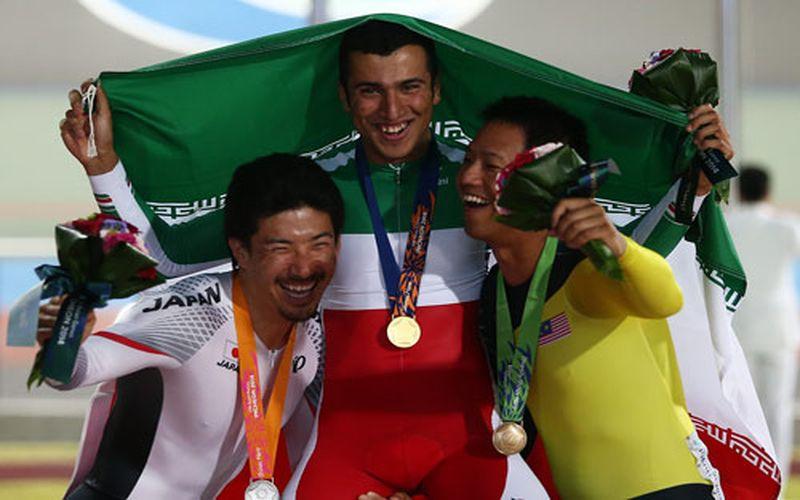 کسب یک طلای آسیایی دیگر برای رکابزن ملیپوش مس