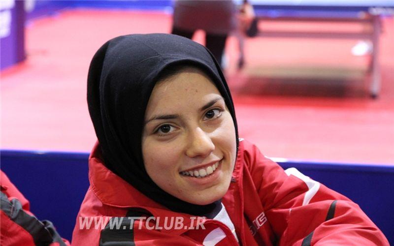 دعوت تنیسور تیم دختران مس به تیم ملی
