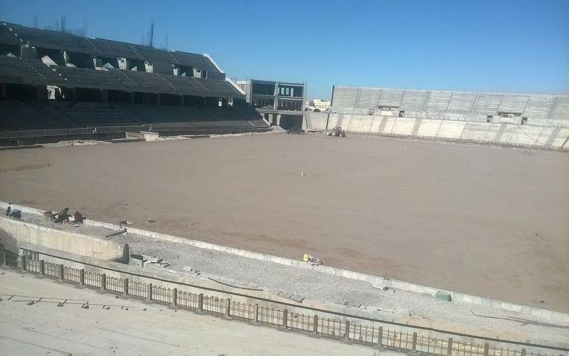 پبشرفت قابل توجه روند ساخت ورزشگاه اختصاصی مس