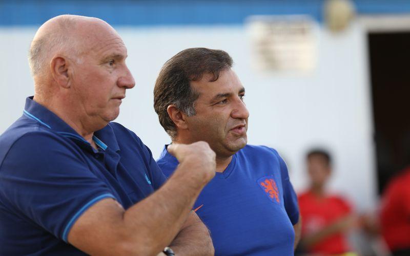 مربی تیم فوتبال مس: هماهنگی و هارمونی ایدهآلی بین کادر فنی وجود دارد