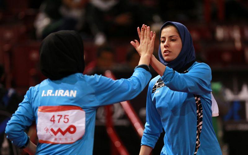 درخشش فوقالعاده پینگپنگباز ملیپوش مس در مسابقات جهانی