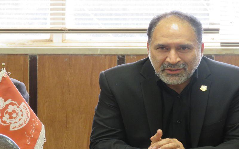 پیام نوروزی مدیر عامل باشگاه صنعت مس کرمان