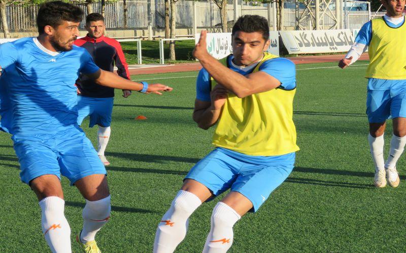 جریمه انضباطی برای دو تن از اعضای تیم فوتبال مس