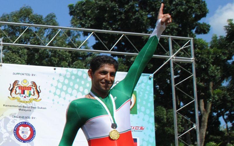 دعوت دوچرخهسوار مس به تیم ملی برای بازیهای المپیک