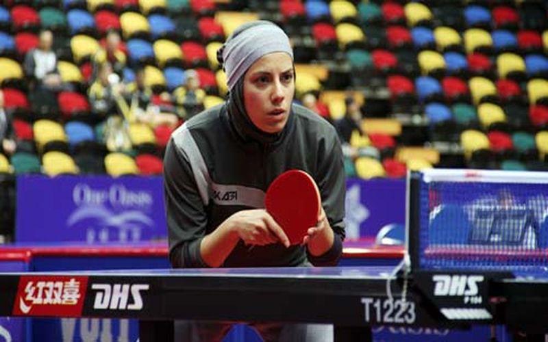 صعود چشمگیر تنیسور دختر مس در رنکینگ جهانی