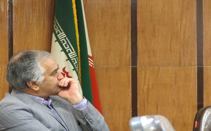 امجد مسعودزاده رسما به عنوان مدیر عامل باشگاه مس معرفی شد