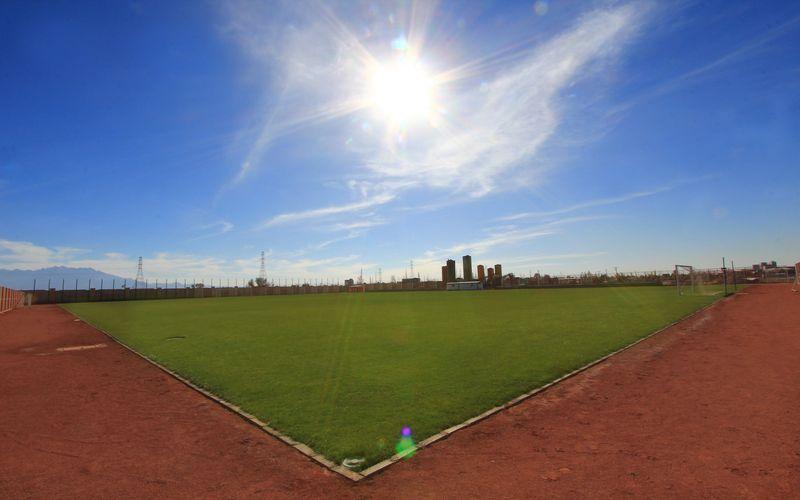زمینهای تمرینی مجموعه مس به بهرهبرداری صد درصدی رسیدند
