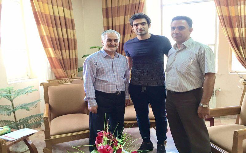حامد محمودی به قلب دفاع مس اضافه شد