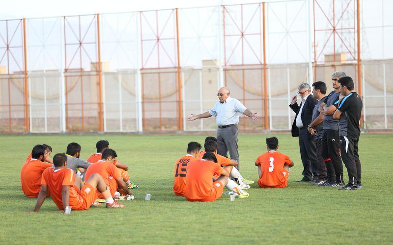 انتخاب آقای عبدالرشیدی به عنوان مدیر آکادمی فوتبال مس