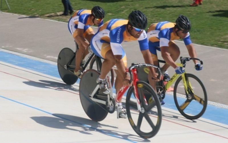 رکاب تیم ملی زیر پای دوچرخهسواران مس