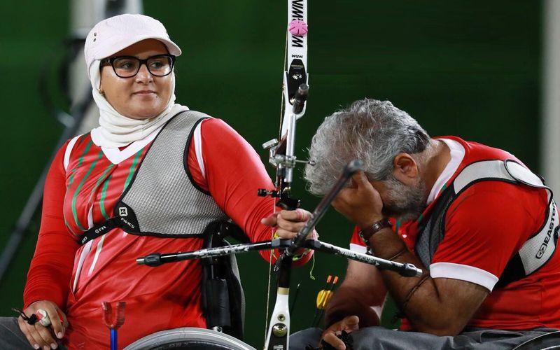 نتایج ورزشکاران مس در پارالمپیک/مدال نقرهای از جنس برلیان برای زهرا نعمتی