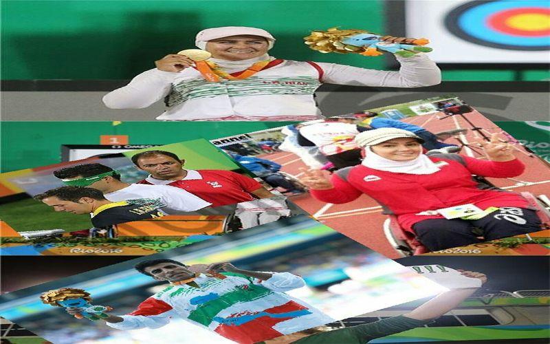 پیام تبریک مدیران ارشد شرکت مس برای ورزشکاران پارالمپیکی مس