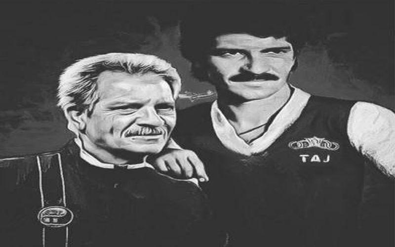 درگذشت آقای منصور پورحیدری بر فوتبال ایران تسلیت باد