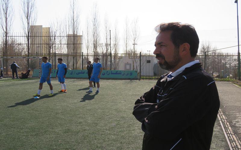 احمد نخعی: برای صعود از لیگ سه باید توانی فوقالعاده داشته باشیم