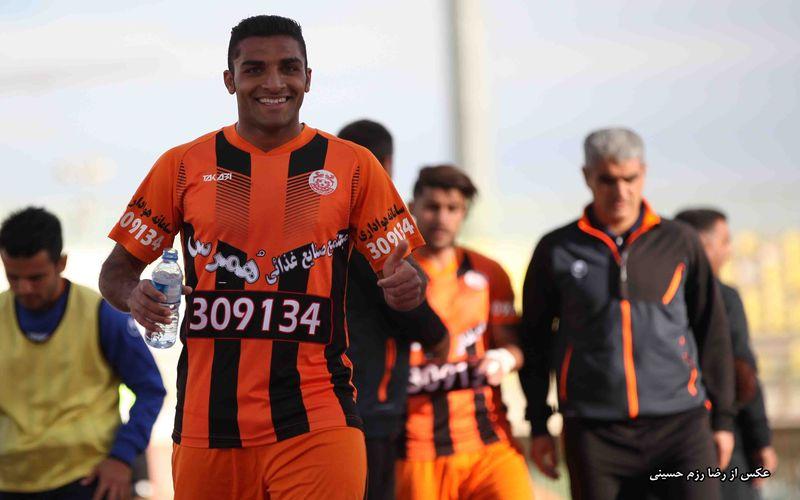 احسان بیست ثانیه!/ثبت سریعترین گل تاریخ تیم فوتبال مس در ثانیه 18
