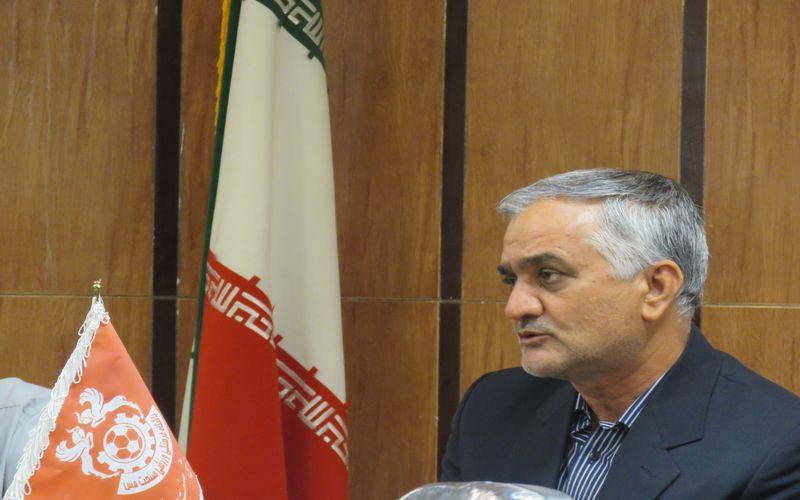 نشست مدیر عامل باشگاه مس با مقامات فدراسیون فوتبال