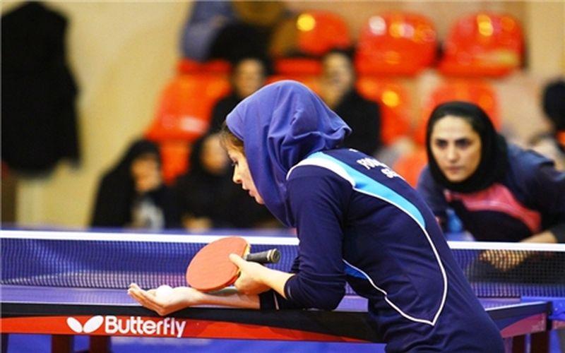 تغییر در شیوه رقابتهای دختران تیم تنیس روی میز مس