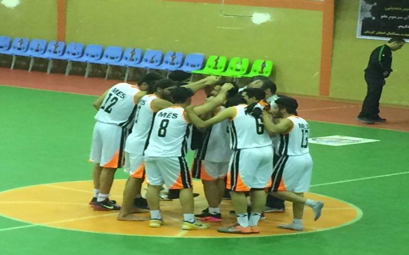 پیروزی شیرین بسکتبالیستهای مس و تداوم حضور در جمع چهار تیم برتر