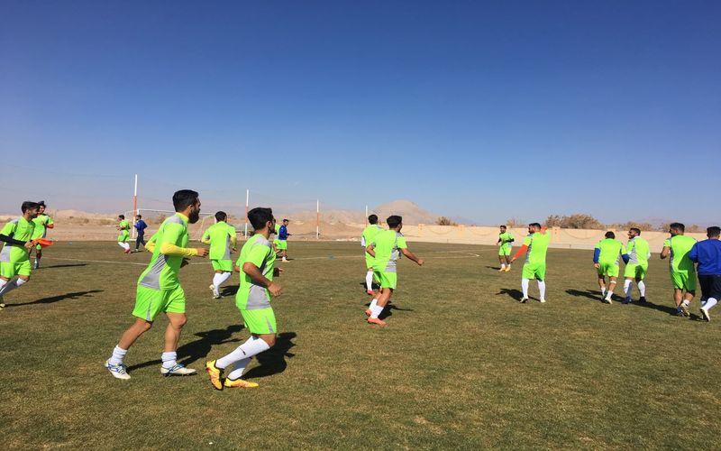 آمادگی بازیکنان مس برای دیدار روز جمعه برابر ایرانجوان/ محمد ملکی داور بازی این هفته مس