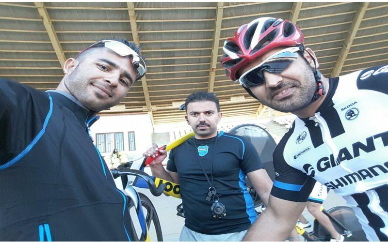 مربی دوچرخهسواری مس: بچهها با غیرت رکابزدند تا سوم ایران شویم