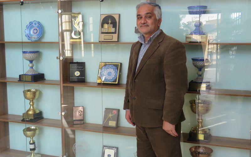 پیام تبریک و تشکر مدیر عامل باشگاه صنعت مس کرمان بابت پیروزی تیم فوتبال مس