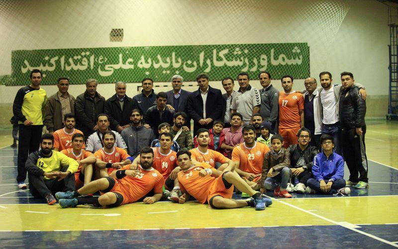 کار بزرگ هندبال مس در لیگ برتر/ شکست صدرنشین در کرمان