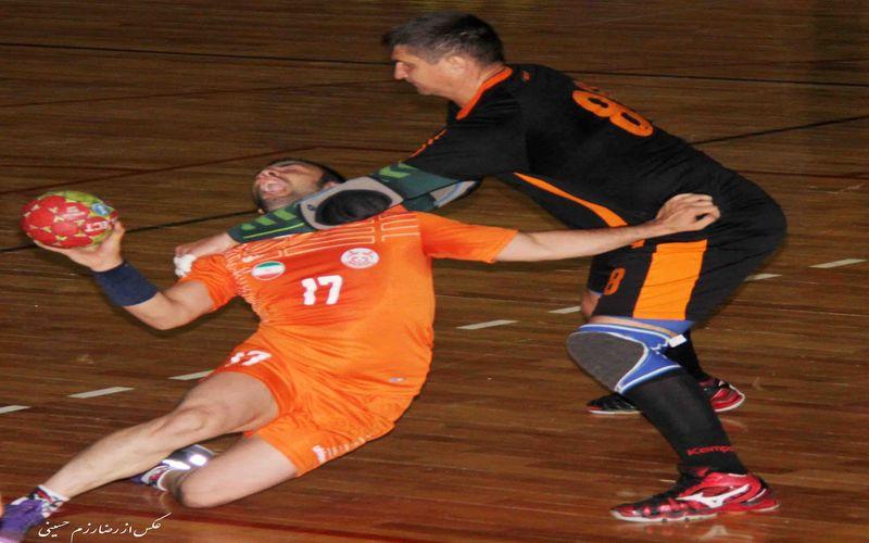 هندبال مس بازی برده را در سبزوار باخت