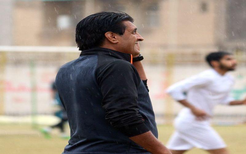 مربی تیم مس:با حمایت پرشور هواداران و همت بازیکنان سه امتیاز را در کرمان نگه میداریم