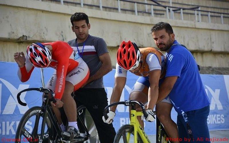 ابوحیدری: از عملکرد دوچرخهسواران در کاپ آسیایی راضی هستیم