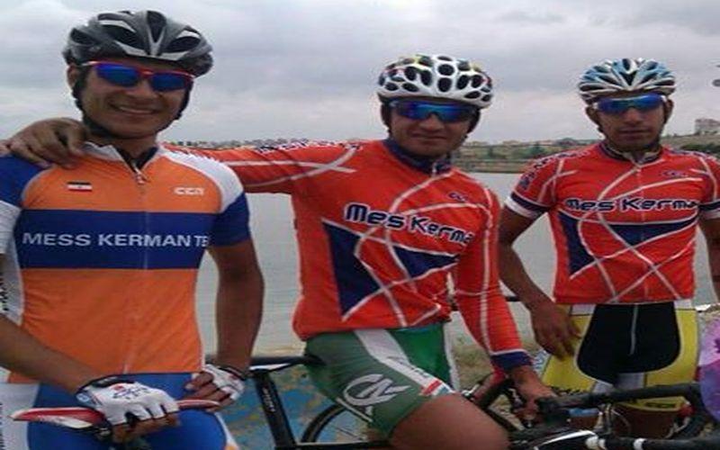 افتخار آفرینی دوچرخهسواران ملیپوش مس در مسابقات قهرمانی آسیا در بحرین