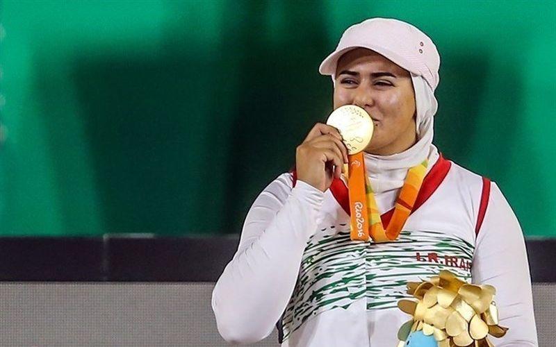 ورزشکار پرافتخار باشگاه مس بهترین کماندار زن معلول جهان شد