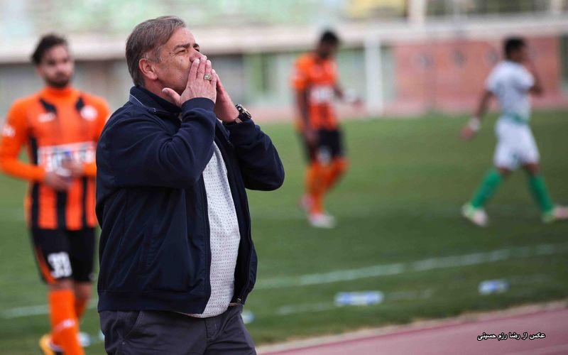 گفتگوی نوروزی با سرمربی تیم فوتبال مس: سالی پر از امیدواری