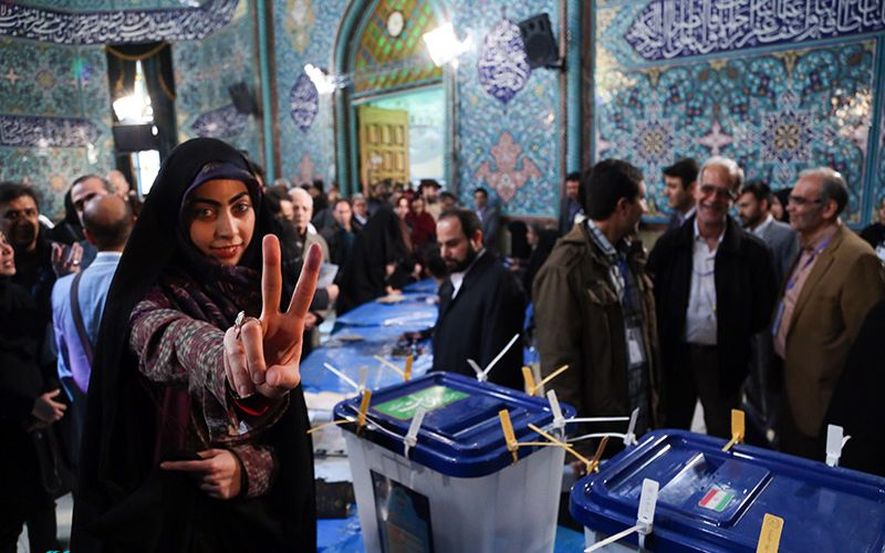 برای امید به آینده ایران/ حتما رای خواهیم داد!