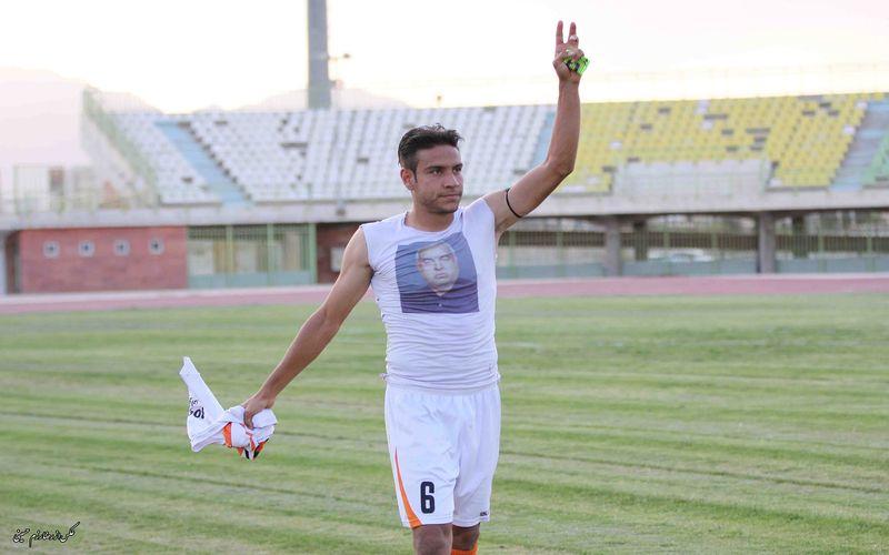 کاپیتان فصل قبل مس به مربی سابق این تیم پیوست/آرزوی موفقیت برای احمد زندهروح