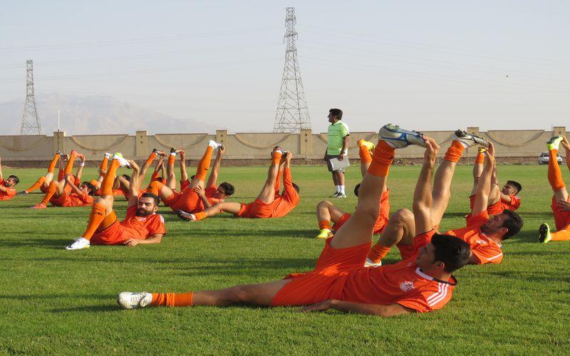 تمرینات تیم فوتبال مس از سهشنبه رسما آغاز خواهد شد