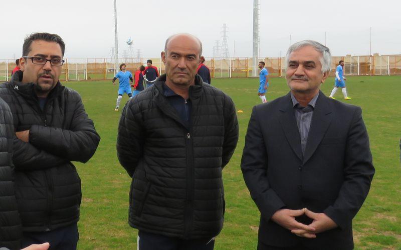 توضیحات مدیر عامل باشگاه مس کرمان در رابطه با تکمیل کادرفنی تیم فوتبال