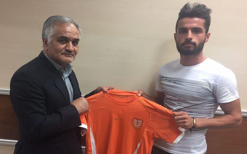 جذب یک مدافع چپ جدید به تیم مس کرمان