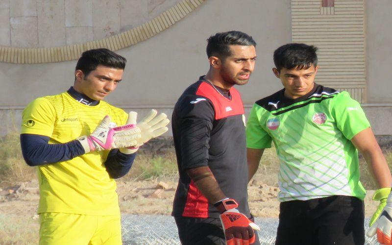 رضا حیدری: دروازه مس را در این فصل نقطه قوت تیم میکنیم