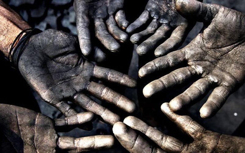 تبریک روز صنعت و معدن به همه جهادگران جبهههای زیر زمین