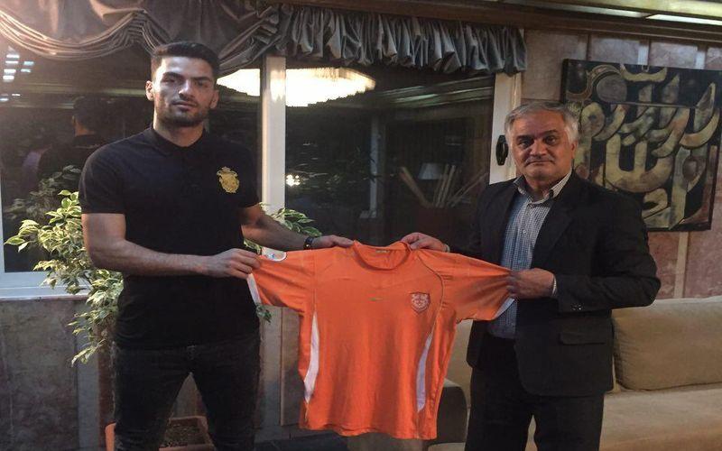 هافبک خلاق سایپا به مس آمد/علیرضا علیزاده پیراهن نارنجی مس کرمان را میپوشد