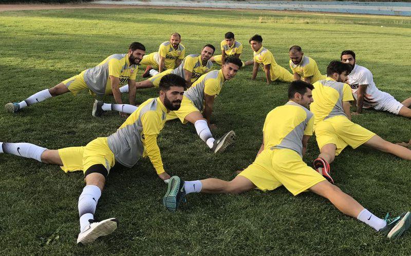 ادامه تمرینات مس از عصر فردا در کرمان/اولین بازی دوستانه عصر یکشنبه