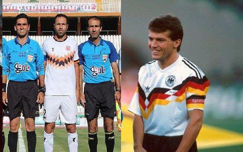 مس امسال به یاد آلمان رویایی 1990