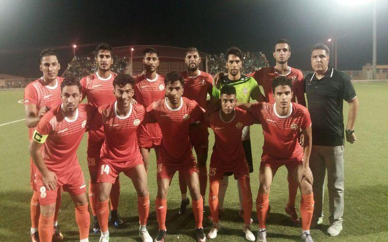 حذف امیدهای مس از جام حذفی در هوای گرم بوشهر