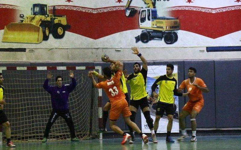 اولین پیروزی هندبال مس در لیگ برتر دشت شد