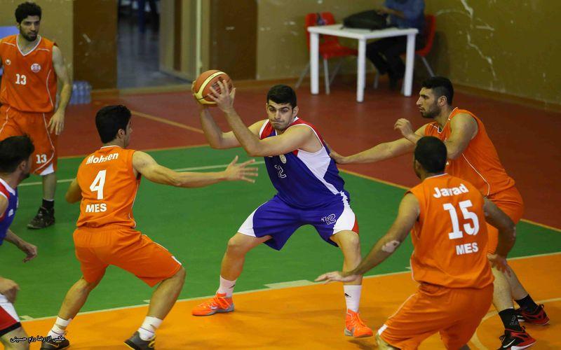بسکتبال مس در لیگ امیدهای کشور شرکت میکند