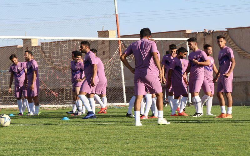 از سرگیری تمرینات تیم مس برای بازی با شهرداری ماهشهر