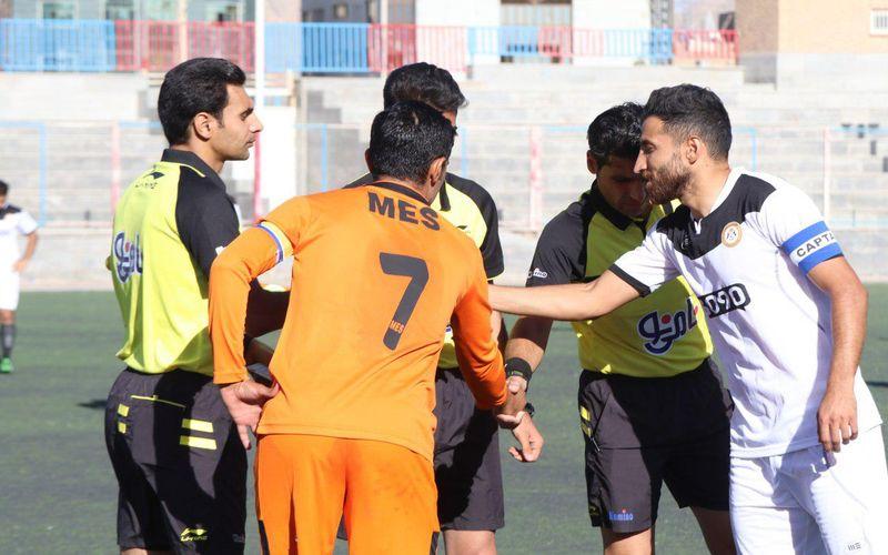 برنامه رقابت تیمهای فوتبال، هندبال و تیراندازی مس در آخر هفته