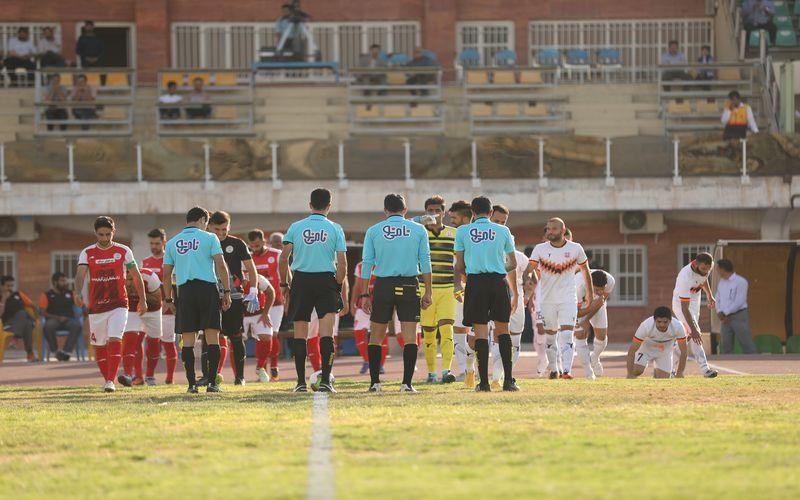 اولین مصاف شهرداری ماهشهر و مس/بازی را از کانال تلگرامی باشگاه دنبال کنید